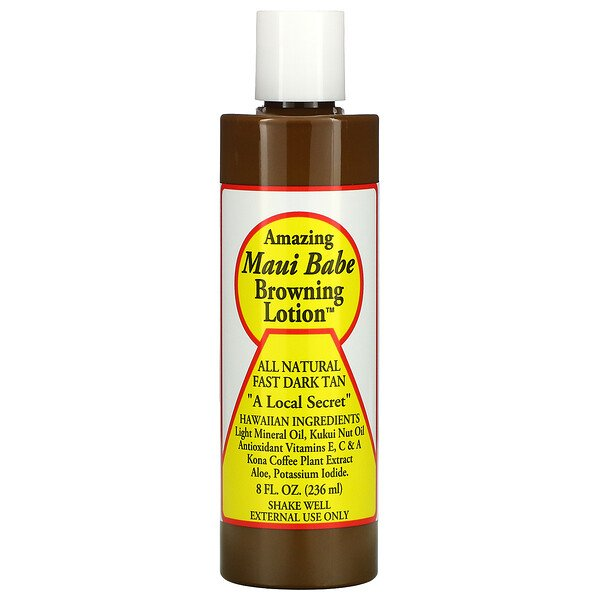 Amazing Browning Lotion, 8 fl oz (236 ml)