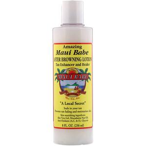 Maui Babe, After Browning Lotion, Tan Enhancer and Healer, 8 fl oz (236 ml) отзывы покупателей