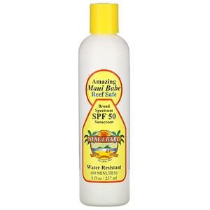Maui Babe, Amazing  Maui Babe Sunscreen, SPF 50, 8 fl oz (237 ml) отзывы