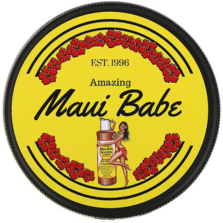 Maui Babe, масло для тела, 235г (8,3унции)