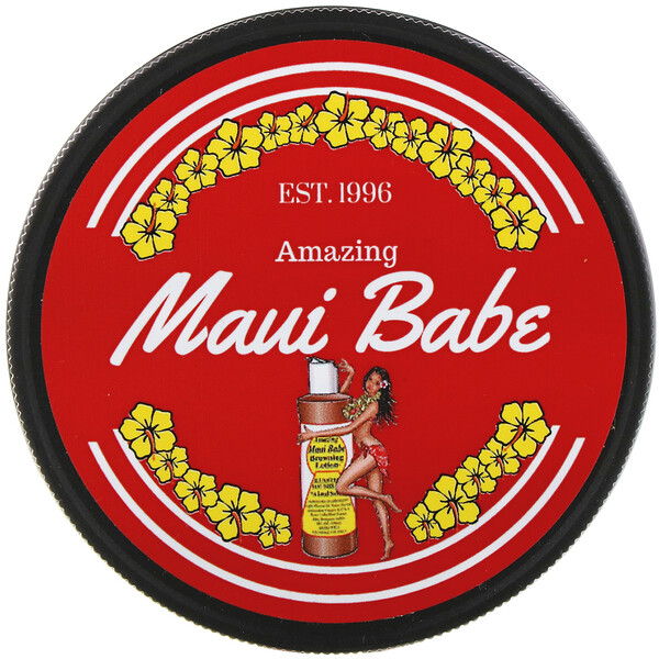 Maui Babe, Coffee Scrub, 8 oz
