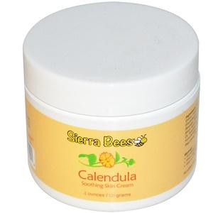 Сиерра Бис, Calendula Soothing Skin Cream with Manuka Honey, 4 oz (120 g) отзывы покупателей