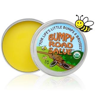 Sierra Bees, Бальзам для снятия раздражения и синяков, 6 унций (17 г)