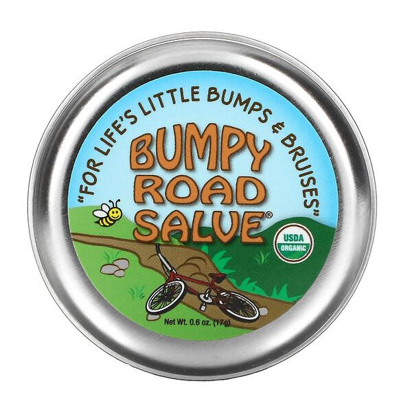 Bumpy Road Salve, 0.6 oz (17 g)