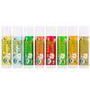 Sierra Bees, Assortiment de baumes à lèvres biologiques, 8pièces, 4,25g chacun