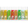 Sierra Bees, набор органических бальзамов для губ, 8 в упаковке, 4,25г (15унций) каждый