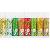 Sierra Bees, オーガニックリップバームコンボパック、8個パック、各4.25 g(.15 oz)