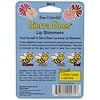 Sierra Bees, Tinted Lip Shimmer Balms, Variety Pack, 4 Pack (Discontinued Item)