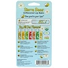 Sierra Bees, Organic Lip Balms, Unflavored, 8 Pack, .15 oz (4.25 g) Each (Discontinued Item)