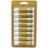 Отзывы о Sierra Bees, Органические бальзамы для губ, Масло какао, 8 штук, каждый по 0,15 унции (4,25 г)
