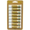 Sierra Bees, Bálsamos orgánicos para labios, manteca de coco, 8 paquetes .15 oz (4.25 g) cada uno