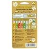 Sierra Bees, Organic Lip Balms, Cocoa Butter, 8 Pack, .15 oz (4.25 g) Each