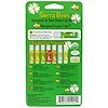 Sierra Bees, Organic Lip Balms, Tamanu & Tea Tree, 8 Pack, .15 oz (4.25 g) Each (Discontinued Item)