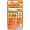 Sierra Bees, Органические бальзамы для губ, Масло ши и аргановое масло, 8 штук, каждый по 0,15 унции (4,25 г) (Discontinued Item)