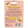 Sierra Bees, Tinted Lip Shimmer Balms, Nude, 4 Pack (Discontinued Item)