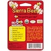 Sierra Bees, Organic Lip Balms, Pomegranate, 4 Pack, .15 oz (4.25 g) Each