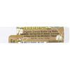Sierra Bees, Bio-Lippenbalsam, Kakaobutter, 4er-Pack, 0,15 oz (4,25 g) pro Stück