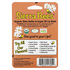 Sierra Bees, Organic Lip Balms, Shea Butter & Argan Oil, 4 Pack, 0.15 oz (4.25 g) Each