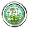 Sierra Bees, Chest Rub Balm, Eucalyptus & Peppermint, 0.6 oz (17 g)