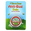 Sierra Bees, Anti-Bug Balm, Cedarwood, Geranium & Rosemary Oil, 0.6 oz (17 g)