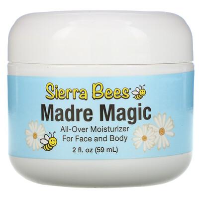 Купить Sierra Bees Madre Magic, многоцелевой бальзам из маточного молочка и прополиса, 59 мл (2 жидких унции)