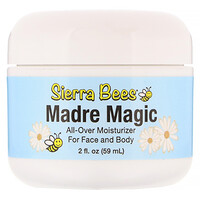 Sierra Bees, Madre Magic, Royal Jelly & Propolis Cream, 2 fl oz (59 ml)