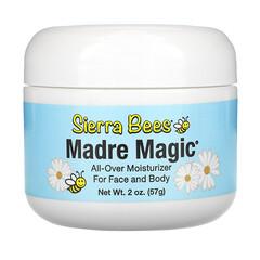 Sierra Bees, Madre Magic, Royal Jelly & Propolis Multipurpose Balm, 2 fl oz (57 ml)