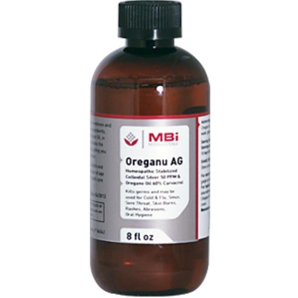 MBI Nutraceuticals, Oreganu AG, 8 fl oz (Discontinued Item)