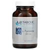 Metabolic Maintenance, L-Tyrosine, 500 mg, 100 Capsules