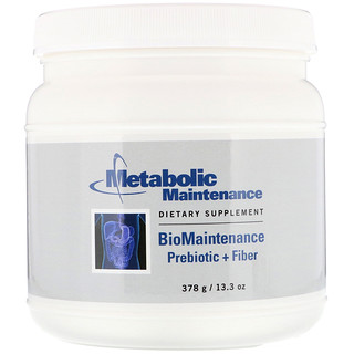 Metabolic Maintenance, BioMaintenance, Prebiotic + Fiber, 13.3 oz (378 g)