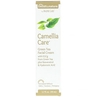 Mild By Nature, Camellia Care, крем для кожи с EGCg из зеленого чая, 50 мл