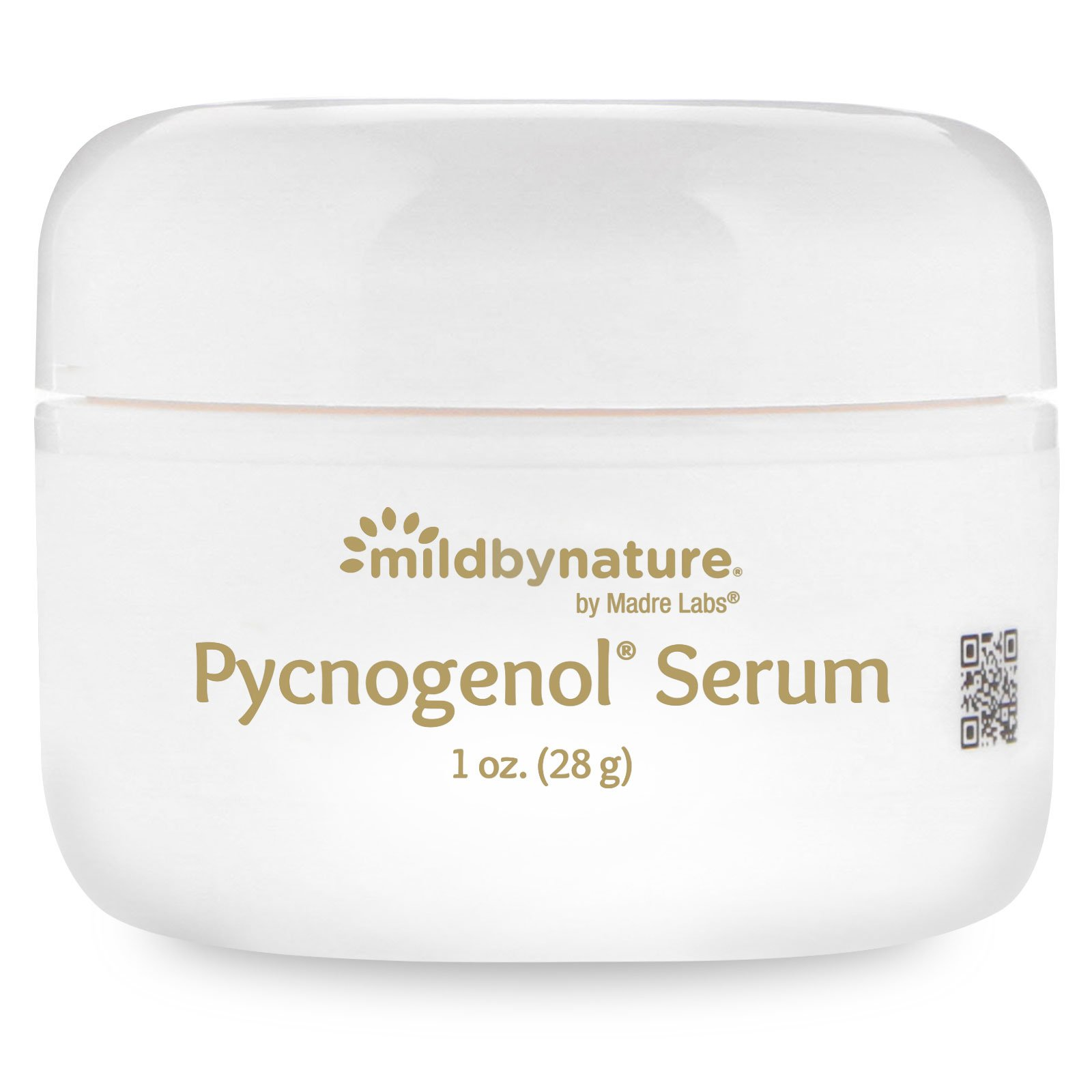Mild By Nature Pycnogenol Serum Cream Soothing And Anti Aging 1