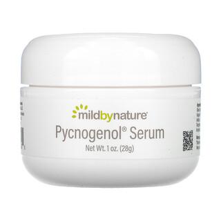 Mild By Nature, Pycnogenol, сыворотка (крем),Успокаивает кожу и борется с признаками старения, 28г (1унция)