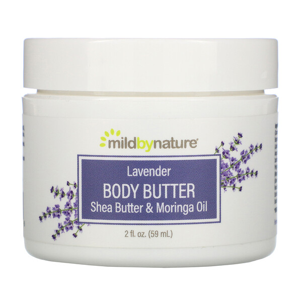 Lavender Body Butter, 2 fl oz (59 ml)
