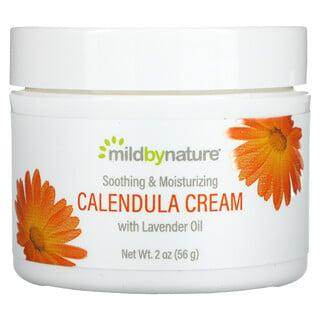 Mild By Nature, Calendula Cream, 2 oz (56 g)