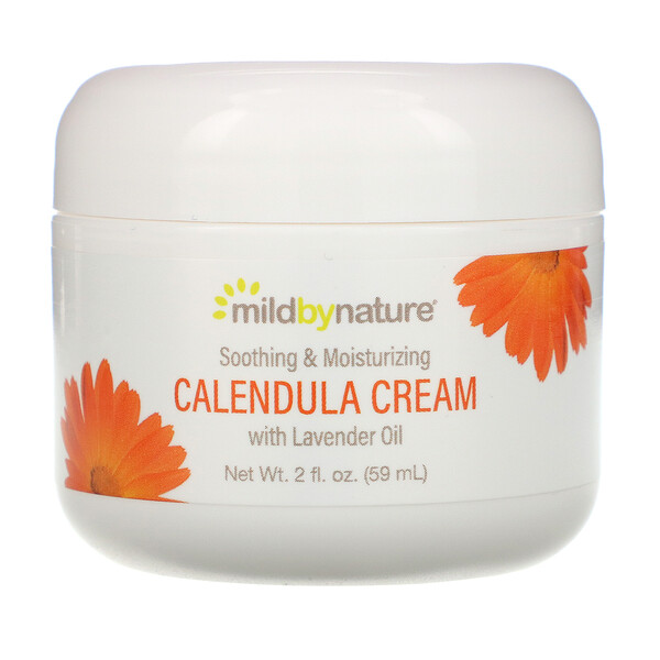 Calendula Cream, 2 fl oz (59 ml)