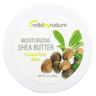 Mild By Nature, Moisturizing Shea Butter, 3 oz (85 g)