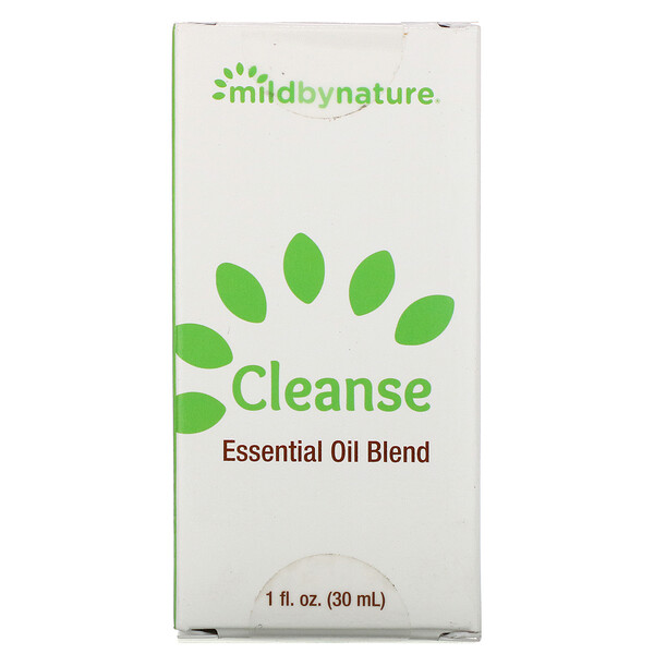Mild By Nature, Cleanse, Essential Oil Blend, 1 fl oz (30 ml)