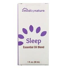 Mild By Nature, cмесь эфирных масел для здорового сна, 30мл (1жидк.унция)