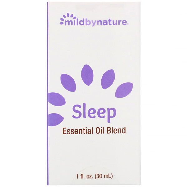 Mild By Nature, Sleep, Essential Oil Blend, 1 oz