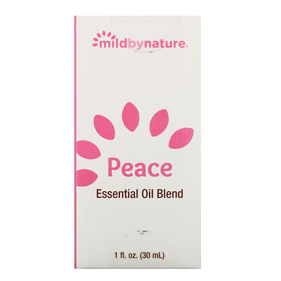 Mild By Nature успокаивающая смесь эфирных масел, 30мл (1жидк.унция)