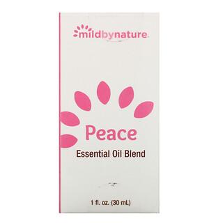 Mild By Nature, Peace, Essential Oil Blend, 1 oz