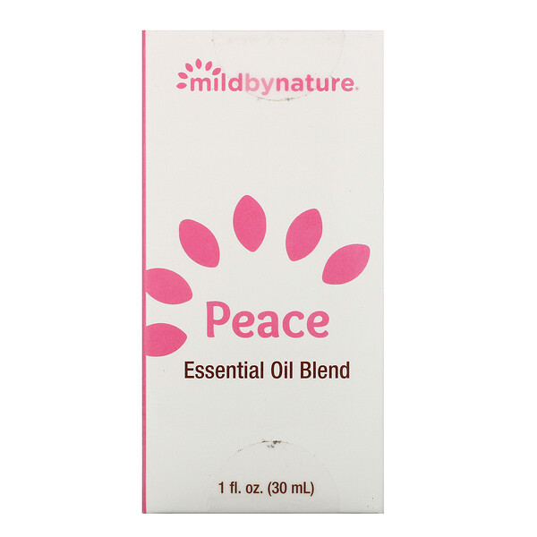 Mild By Nature, Peace, Essential Oil Blend, 1 oz