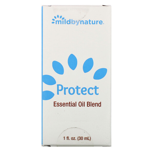 Mild By Nature, Protect, Essential Oil Blend, 1 oz