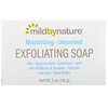 Mild By Nature, Exfoliating Bar Soap, with Marula & Tamanu Oils plus Shea Butter, Unscented, 5 oz (141 g)
