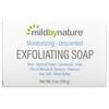 Mild By Nature, ピーリング石けん、マルラオイル&タマヌオイル&シアバター配合、無香料、141g(5オンス)