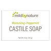 Mild By Nature, Castile Soap Bar, Peppermint, 5 oz (141 g)