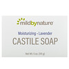 Mild By Nature, Castile Soap Bar, Lavender, 5 oz (141 g)