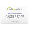 Mild By Nature, Castile Soap Bar, Kastilienseife, Lavendel, 141 g (5 oz.)