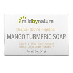 Mild By Nature, Mango Turmeric Bar Soap, 5 oz (141 g)